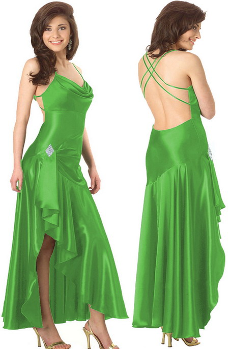 The Latest Trends Emerald Green Dresses And Patterns - Women Interest