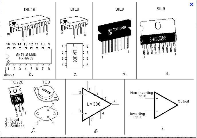 pengendaii instalasi tenaga listrik    integrated circuit