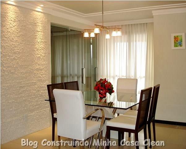 Construindo minha casa clean: paredes com pedras!!! canjiquinha ...