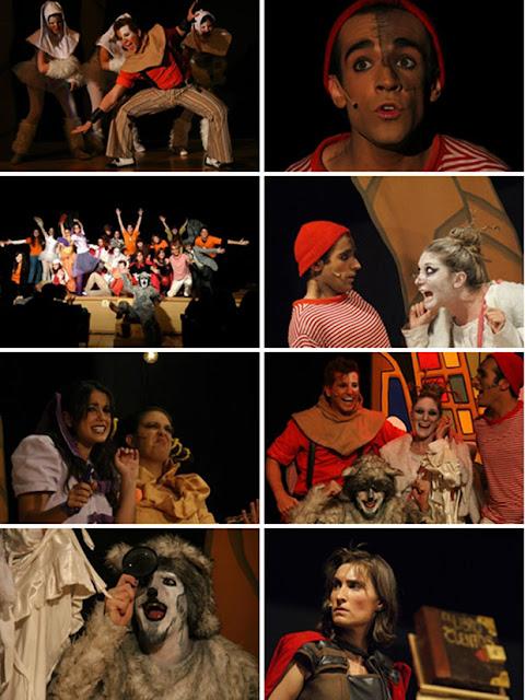 No soy un monstruo, cuadro teatro, madrid, teatro, niños