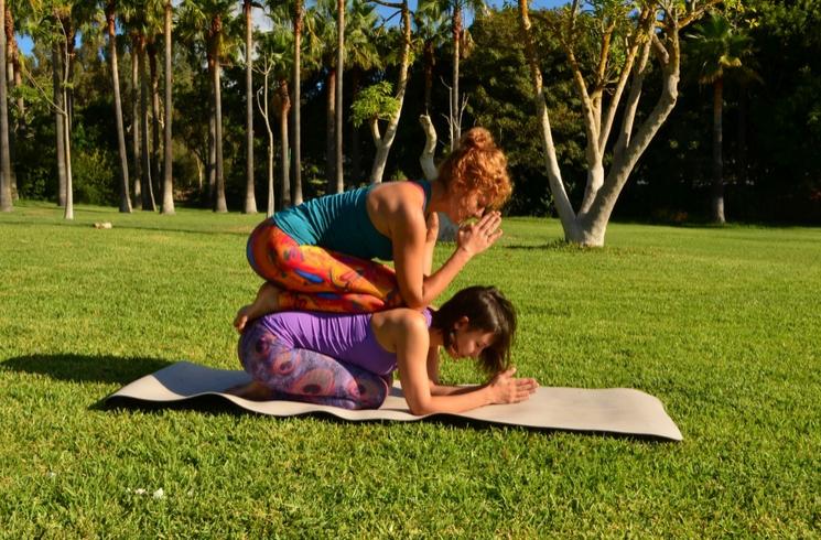 Лучшее в мире Йоги, с Марией Шишкиной!