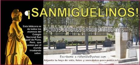 SANMIGUELINOS!, blog