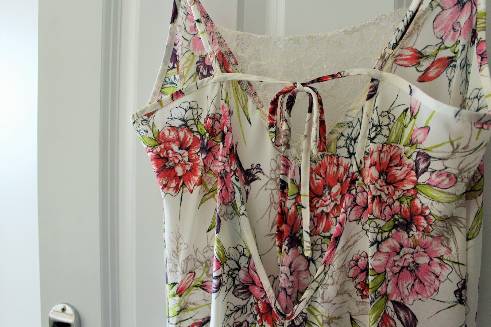 Floral Nightie, Rosie for Autograph, Marks and Spencer