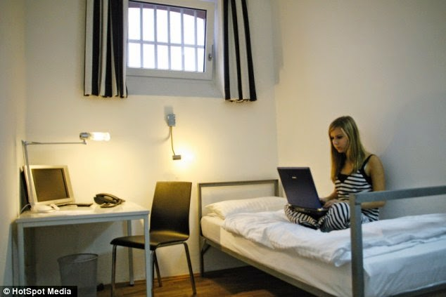Alcatraz Prison Hotel - Germany