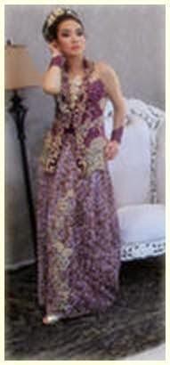 Foto Model Baju Kebaya Gisel