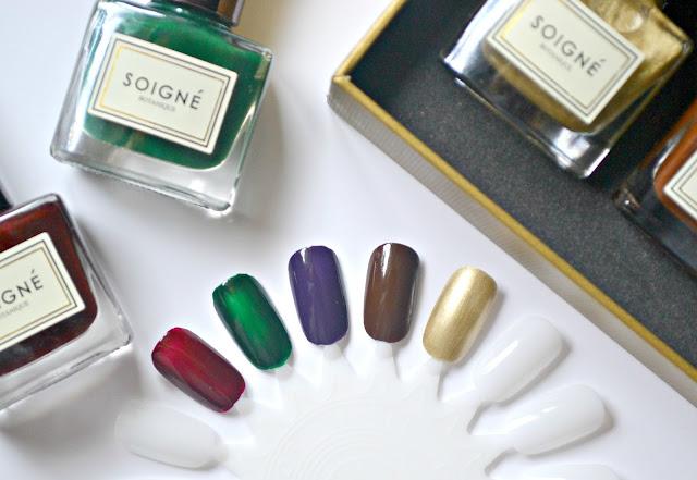 Liqueur De Chocolat nail swatches
