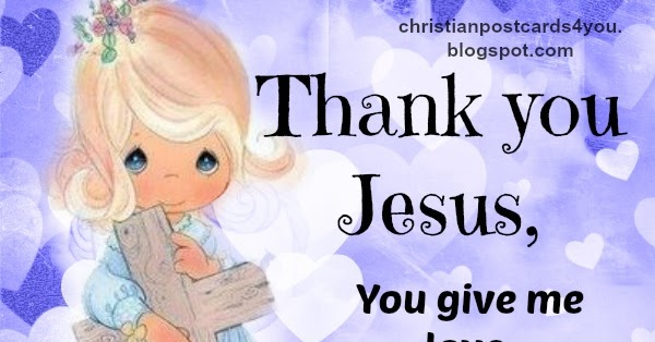 Thank You Jesus For Your Sacrifice Of Love Short Prayer