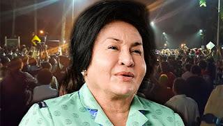 Graduan jangan suarakan pendapat di jalanan – Rosmah Mansor
