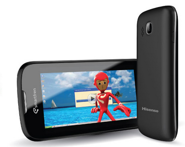 Review Smartfren Andromax C