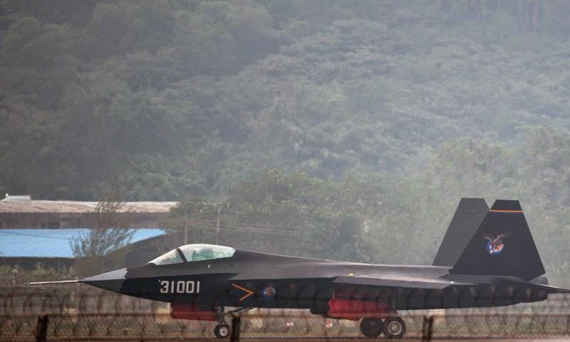 باكستان ترغب بشراء مقاتلة FC-31 و مروحيه Z-10 الصينيتين PAF%2Bwants%2Bto%2Bbuy%2BChinese%2Bstealth%2Baircraft
