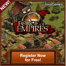 Forge of Empires, the new 3D strategy game form Innogames