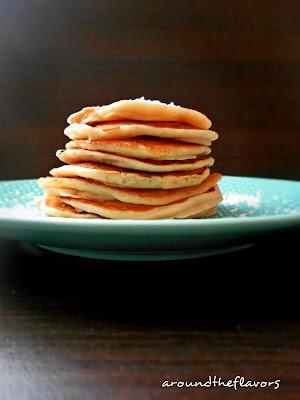 Prosto z Ameryki..Pancakes