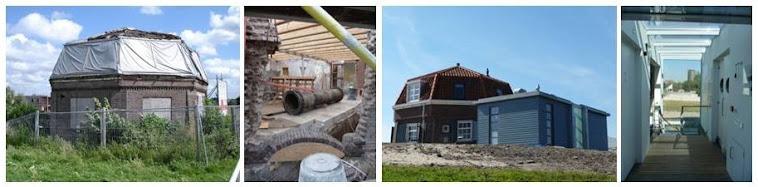 restauratie de oude molen amsterdam