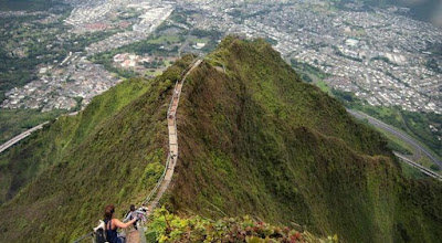 3 Most Beautiful Footpaths in the World