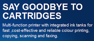 Teknologi Terbaru Printer Epson Tanpa Menggunakan Infus