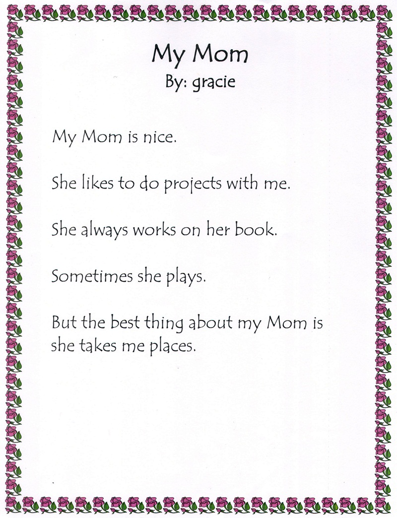 Mothers Day 001 Missing Mom In Heaven Poems