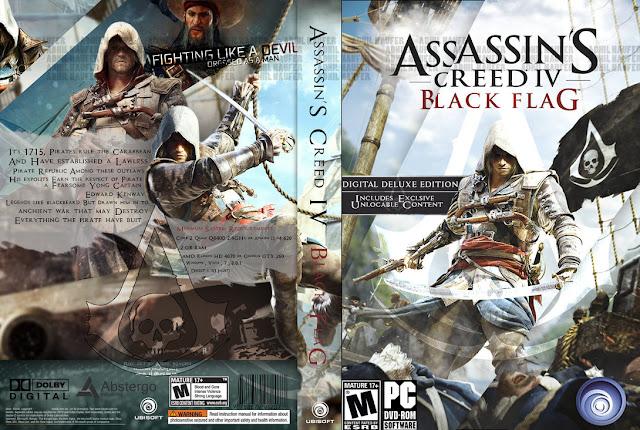 تحميل لعبة Assassins Creed IV Black Flag برابط واحد مباشر مع لغة العربية