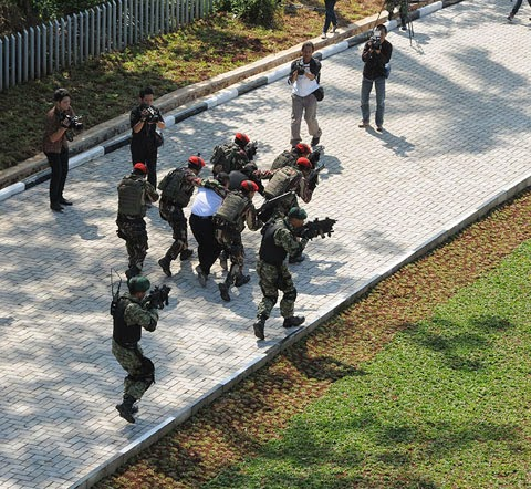 Panglima TNI: Tentara Ingin Kawal Pilpres Dengan Aman