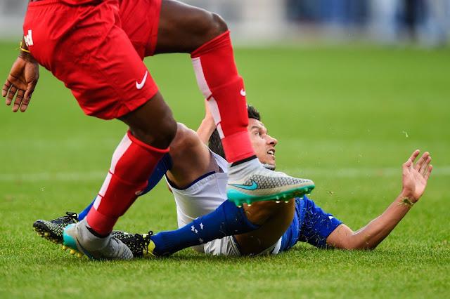 Jogo foi muito disputado, mas terminou sem um vencedor (foto: Fred Magno/Light Press/Cruzeiro)