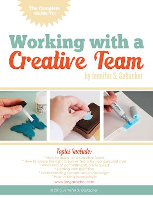 Working with a Scrapbooking Creative Team Ebook by Jen Gallacher http://jen-gallacher.mybigcommerce.com/working-with-a-creative-team-ebook/