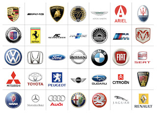 Red Automotive Logos Cars logos
