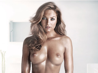 Candice Swanepoel beauty nude in Victoria's Secret photosession UHQ