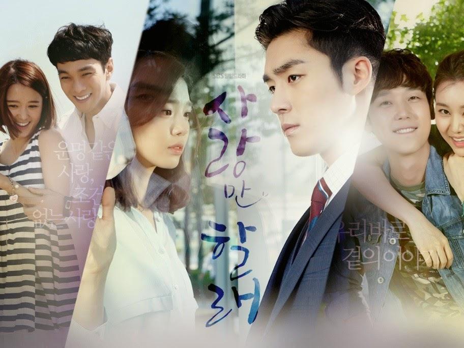 Muôn Nẻo Tình Yêu - Only Love SBS 2014