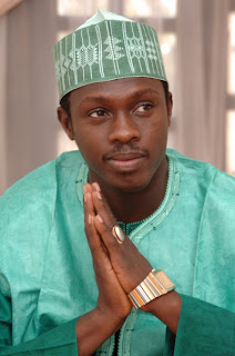 Kannywood stars from top to bottom: Maryam Booth, Ali Nuhu, Jamila