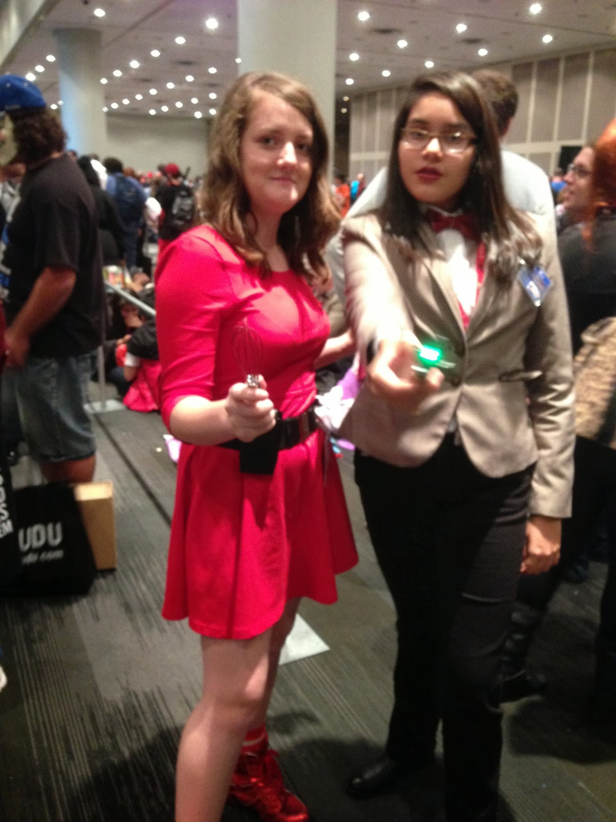 The Gallifreyan Gazette: NYCC'13 Cosplay Pictures - Mainly ...
