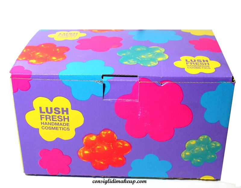 Review: Collezione Festa della Mamma - Lush