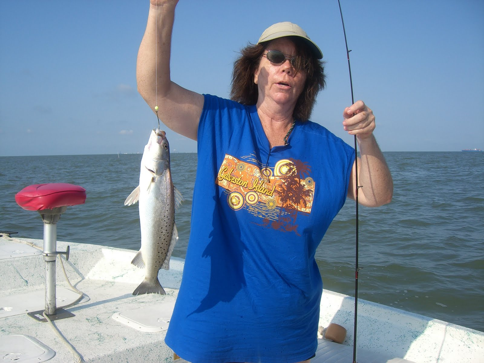Galveston bay texas and sabine lake fishing reports for East bay fishing report