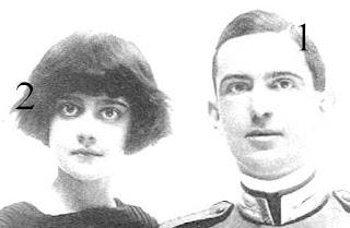 Umberto II et Maria de Savoie