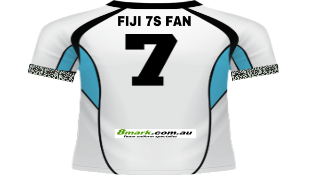 FIJI 7S RUGBY FANS JERSEY