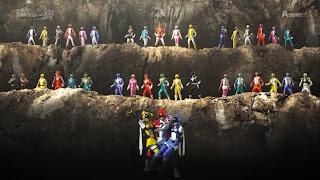 Hikōnin Sentai Akibaranger Season 2 Official Heroes Jetman Zyuranger Dairanger Hurricaneger Dekaranger Boukenger