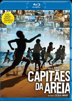 Capitaes da Areia (2011) BluRay 720p Poster