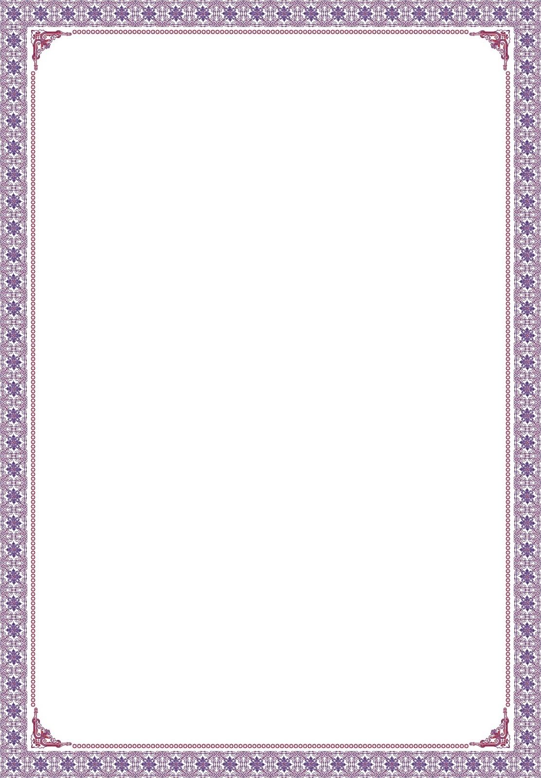 Bingkai kali ini hadir dalam tiga paduan warna garis dan isi dengan ...