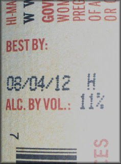 Best By Date example