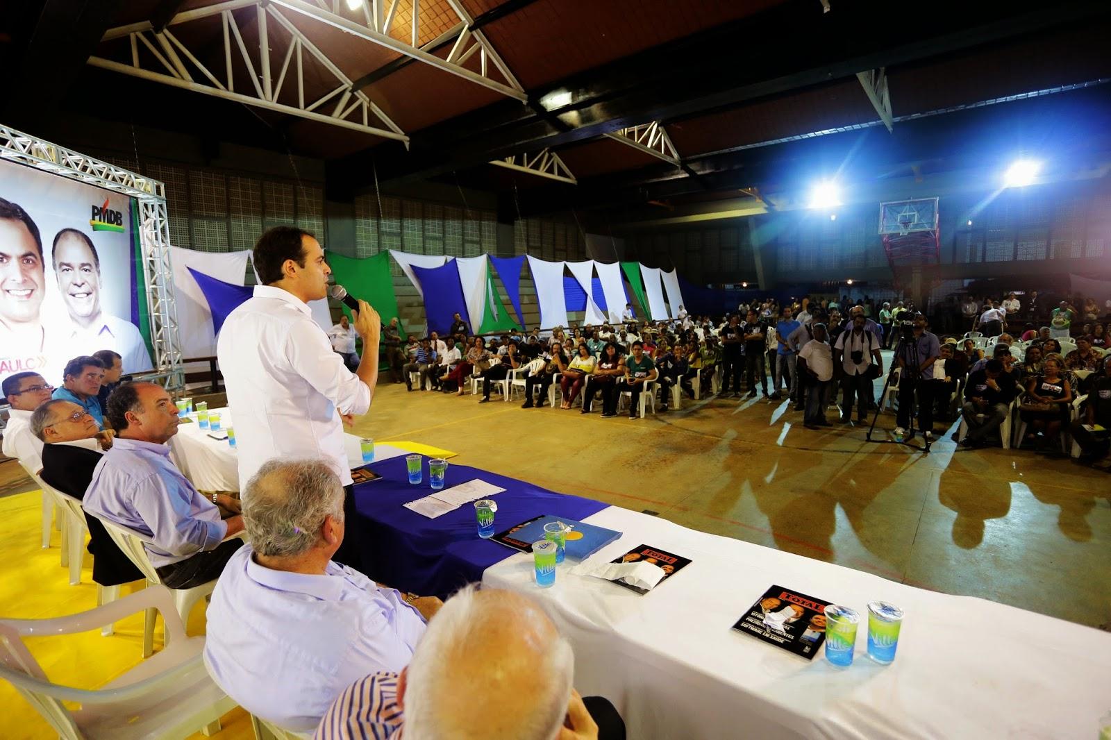 Frente Popular abre campanha em Santa Filomena, no Sertão
