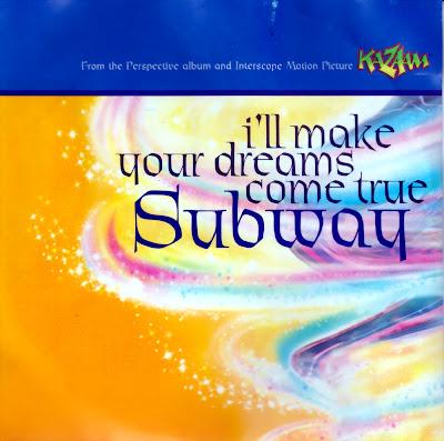 Subway - I\'ll Make Your Dreams Come True-CDS-1996