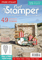 Published in Craft Stamper September 2017
