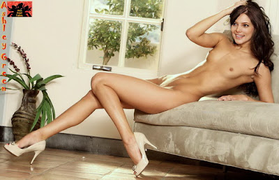 Ashley Greene Nude