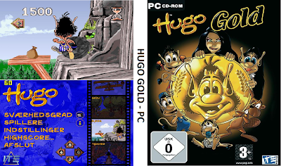 Hugo Gold PC DVD Capa