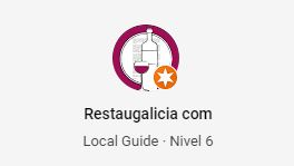 "Somos ""Local Guides de Google"" Nivel 6"