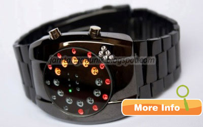 LED Watch Oberon