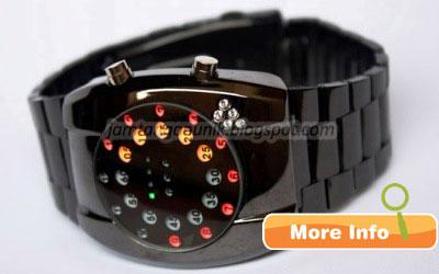 LED Watch Oberon