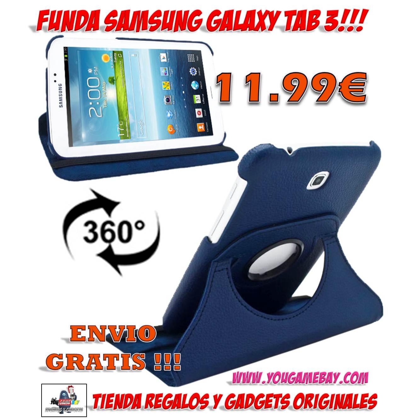 Regalos y gadgets originales y baratos tienda venta comprar fundas protectoras tablet samsung - Funda samsung galaxy tab ...