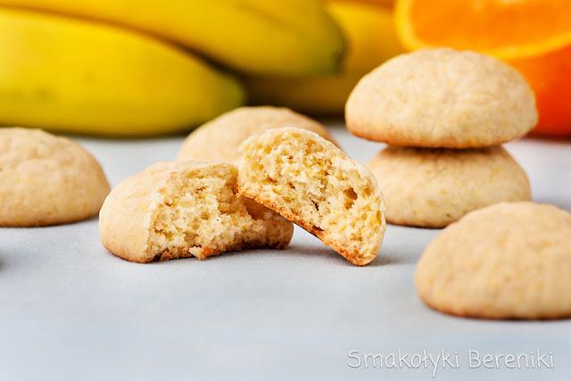 Ciasteczka z banana