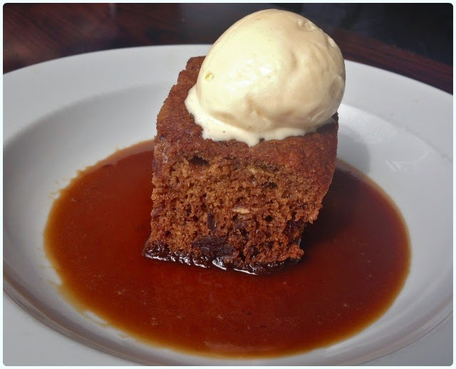 Fallow, Fallowfield - Sticky Toffee Pudding