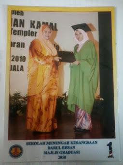 Majlis Graduasi (24 Oktober 2010)