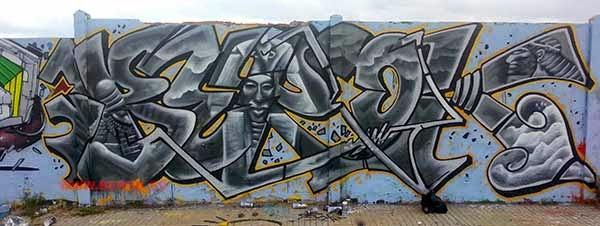 Graffiti de Berok